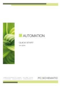 AutomationQuickStart