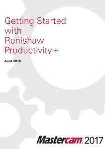 Getting Started with Renishaw Productivity+