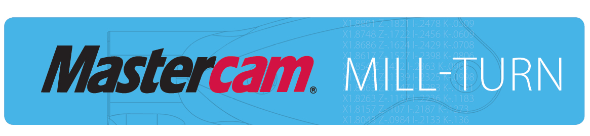 MCAM Mill-turn banner