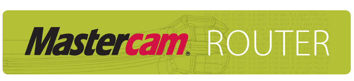MCAM Router banners